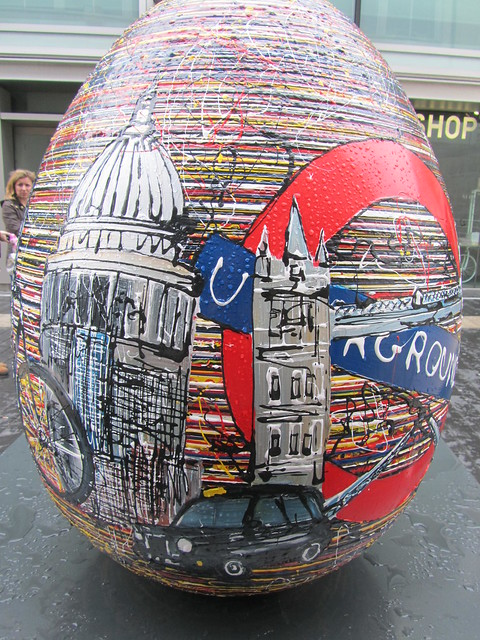 130 - Eggsquisit London by Paul Kenton