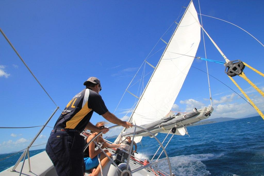 Whitsundays Sailing, Australia