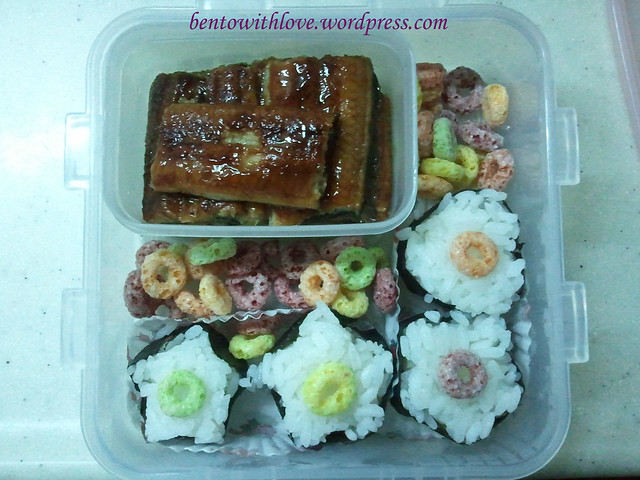 My first 'official' bento