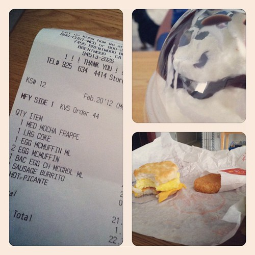 Our McDonald's got my order wrong