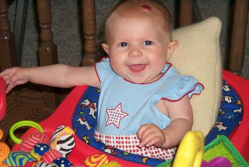Ruthie, 3 months