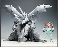 Resin Kit 1100 Nightingale  Neograde Refined Version Built (1)