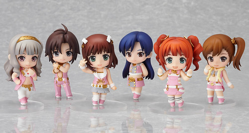 Nendoroid Petit iDOLM@STER 2 - Stage 01