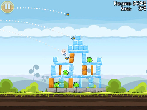 2. Angry Birds