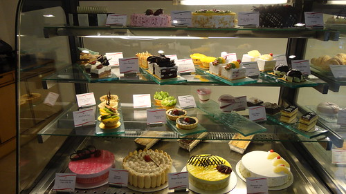 Lalit Ashok Pastry Shop