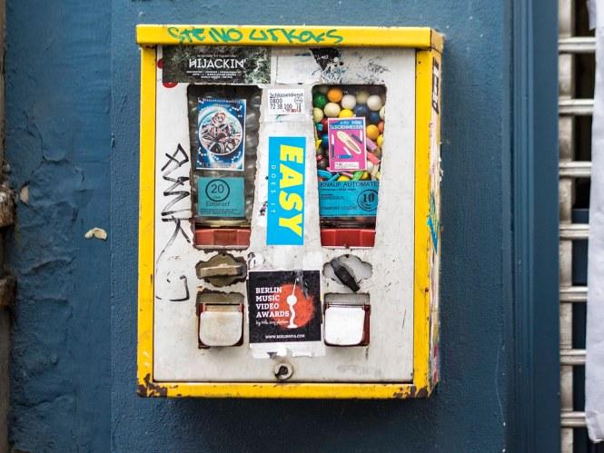 Kaugummiautomat Ⅲ