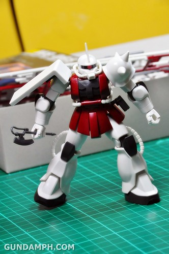HG 1-144 Zaku 7 Eleven 2011 Limited Edition - Gundam PH  (35)