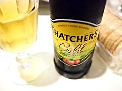 Thatchers Gold Somerset Cider