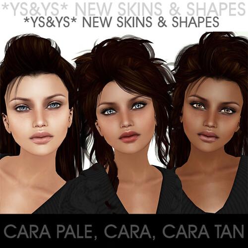 Caraskin by YS & YS @ The Deck