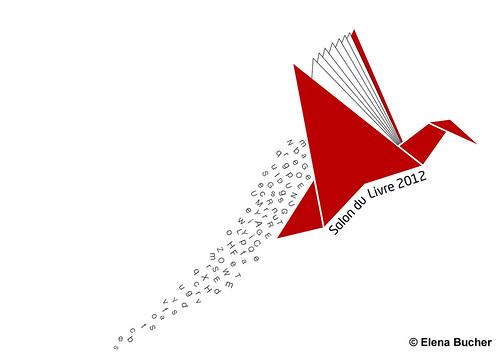 Elena Bucher - illustration gagnante du concours Le Salon du Livre de Paris