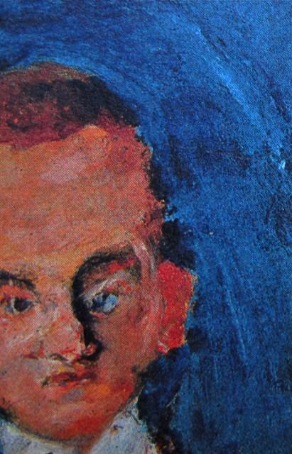 Maurice Sachs, Il Sabba, Adelphi 2011. [Resp. grafica non indicata]. Copertina (part.),4