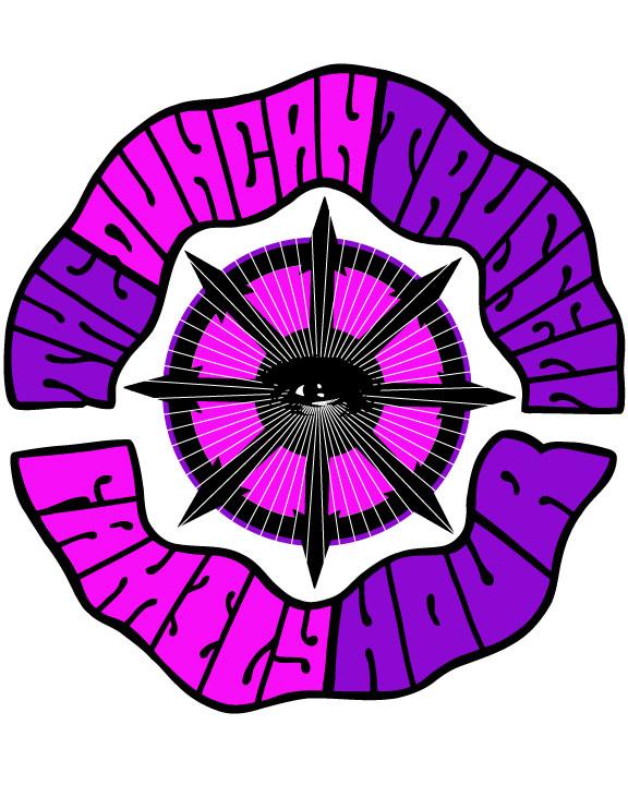 Duncan Trussell Family Hour Podcast Logo