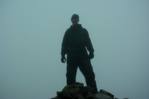 20110924-08_Top of Scafell Pike Summit Cairn by gary.hadden