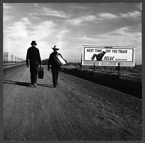 Towards Los Angeles (1937)