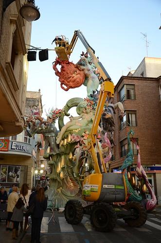 Muntatge de Falles by Vicent Bou