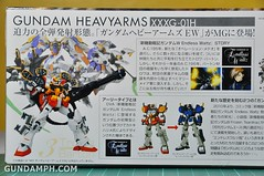 MG 1-100 Gundam HeavyArms EW Unboxing OOTB Review (5)