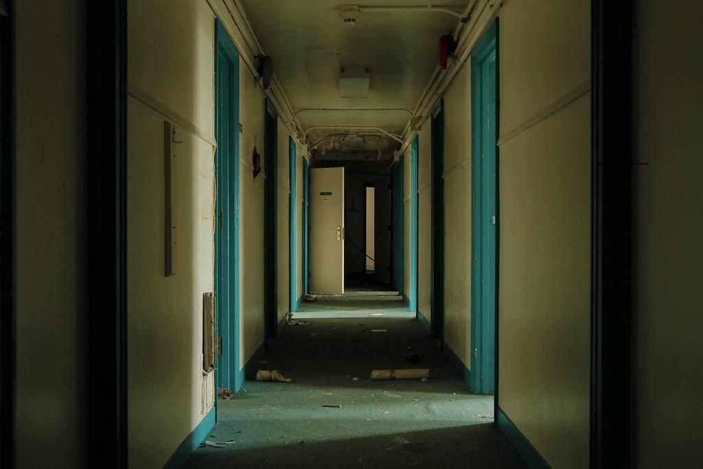 Dark Corridor Bayley Seton