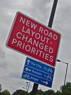 Changed Priorities, London, UK