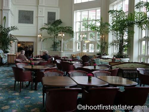 Hong Kong Disneyland Hotel-7
