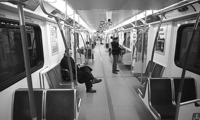 New Subway Cars - Toronto