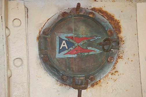Alaska Packers house flag