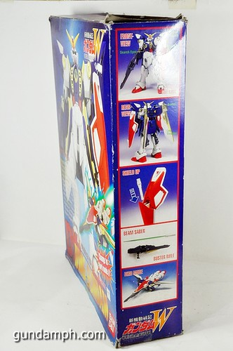 1-60 DX Wing Gundam Review 1997 Model (4)