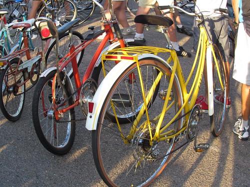 Bici vintage Fish Eye