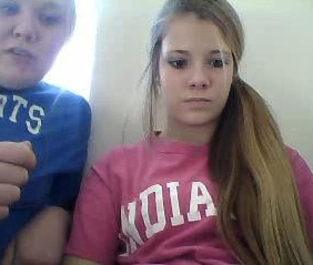 Two Girls On Chatroulette