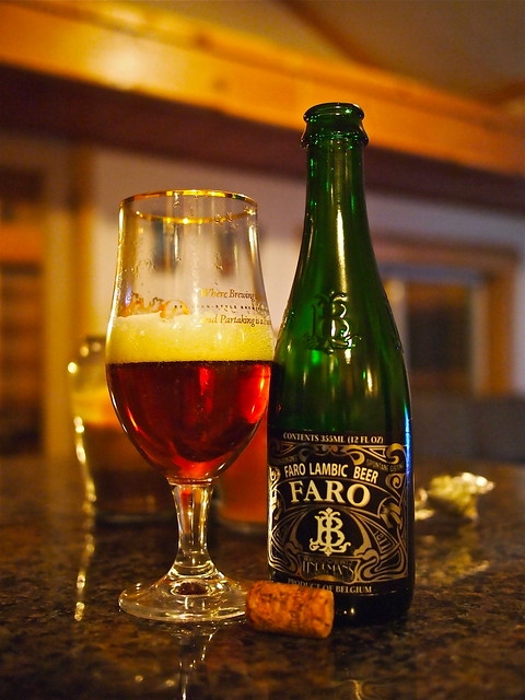 Lindemans Faro Lambic Beer