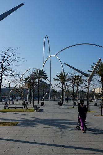 port area