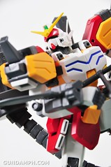 MG 1-100 Gundam HeavyArms EW Unboxing OOTB Review (75)