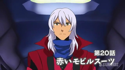 Gundam AGE Episode 20 The Red Mobile Suit Screenshots Youtube Gundam PH (7)