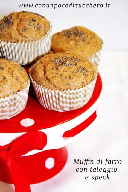Muffin salati alle 10 spezie