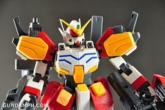 MG 1-100 Gundam HeavyArms EW Unboxing OOTB Review (85)