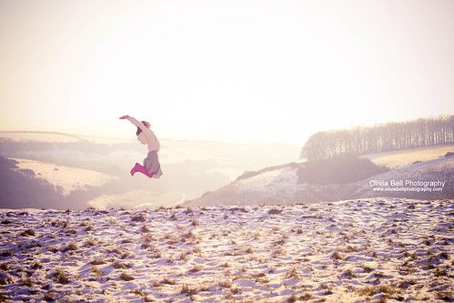 Winter Wonderland - Jump #66 of #100