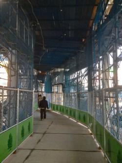 No.25 阿倍野歩道橋を歩く2