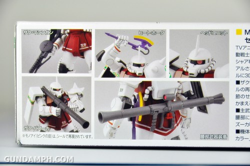 HG 1-144 Zaku 7 Eleven 2011 Limited Edition - Gundam PH  (3)