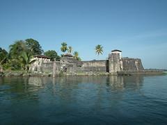 Fort San Felipe, lac Izabal
