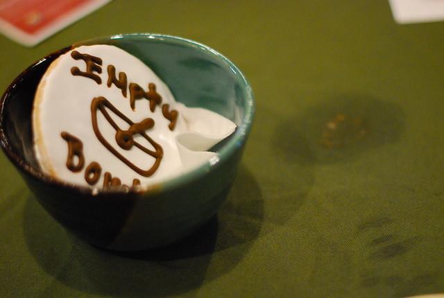 empty bowls: durham