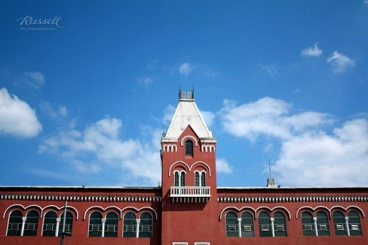 Chennai Central Railway Station - I