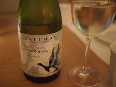 Yalumba Unwooded Chardonnay 2011, Tanjong Beach Club