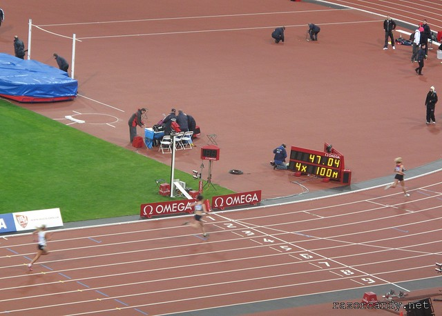 Olympics Stadium - 5th May, 2012 (67)