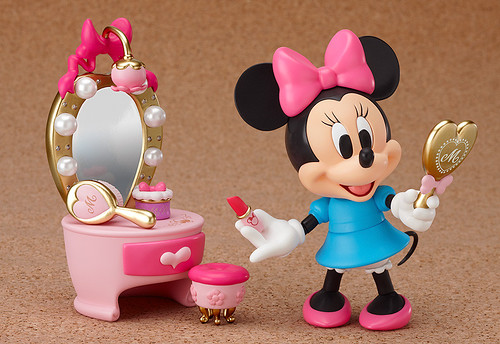 Nendoroid Minnie Mouse