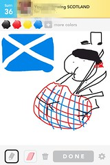 Scotland, Draw Something