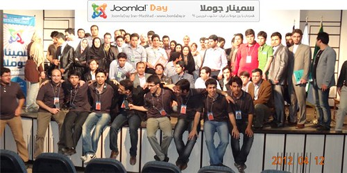 Joomla!day Iran Group