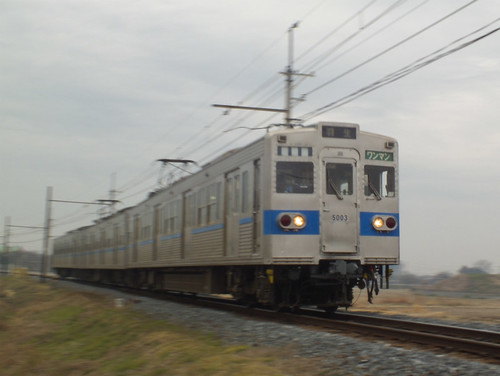 5003F @武州荒木〜東行田