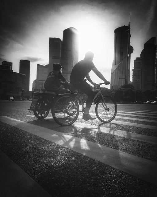 The never ending cycle~ Shanghai