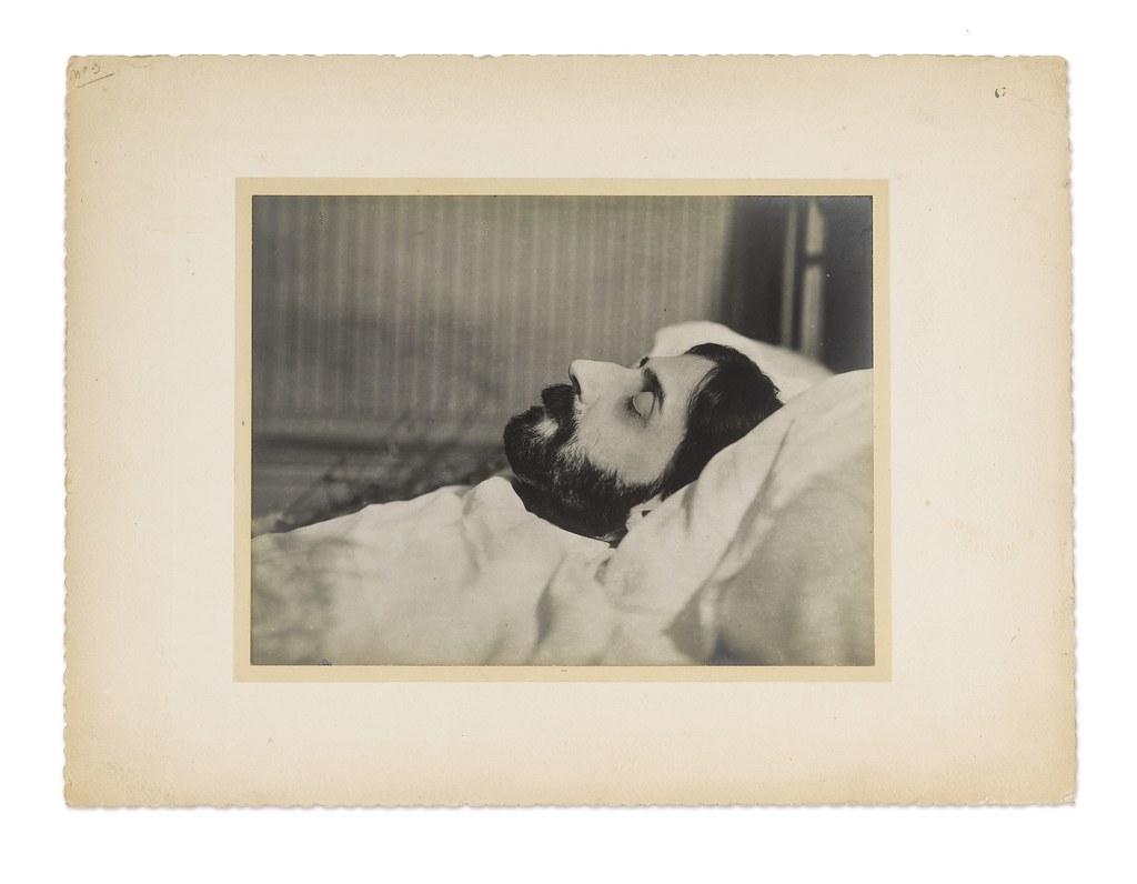 Lot 230 - Marcel Proust sur son lit de mort (1)