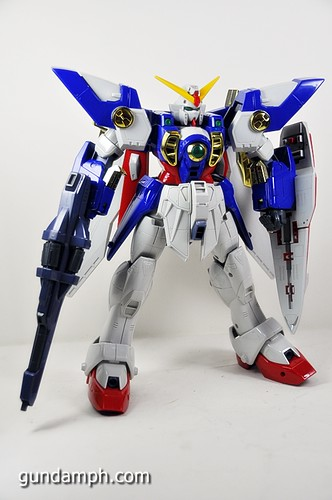 1-60 DX Wing Gundam Review 1997 Model (40)