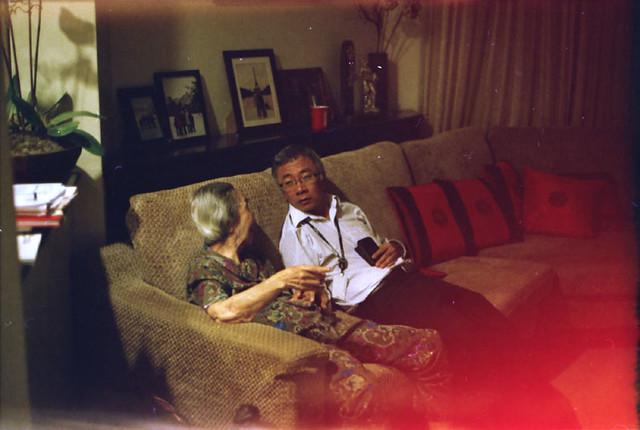 Grandma & Papa